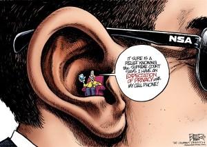 NSA ear
