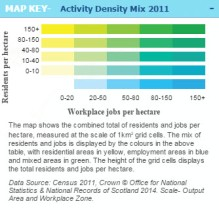 activity density key