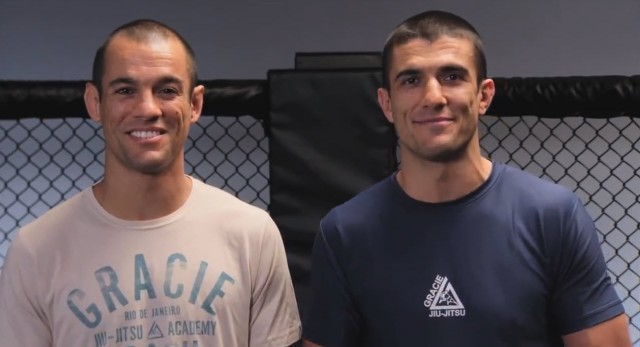 Gracie brothers